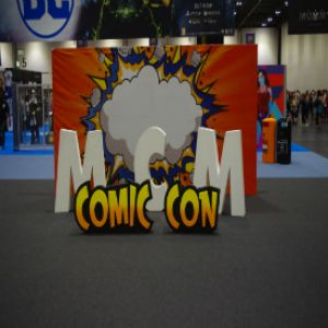 Comic Con May 2017 – London, baby!