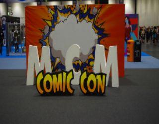 Comic Con May 2017 – London, baby!
