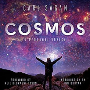 Audiobook Review: Cosmos by Carl Sagan