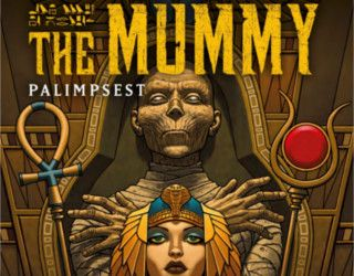 Graphic Novel Review: The Mummy: Palimpsest