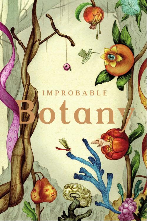 obable Botany cover by Jonathan Burton