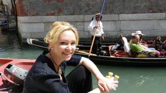Rachel Armstrong in Venice