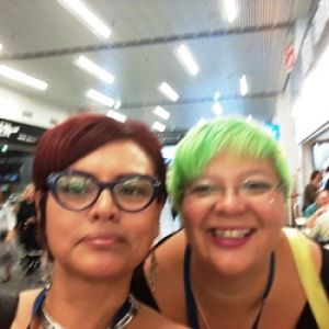 Worldcon day 3. HUGO TIME!!!!! Worldcon día 3: EL HUGO (Bilingual post)