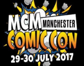 MCM Manchester Comic Con 2017