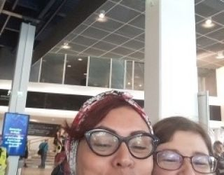 Worldcon day 1/día 1 (Bilingual Post)