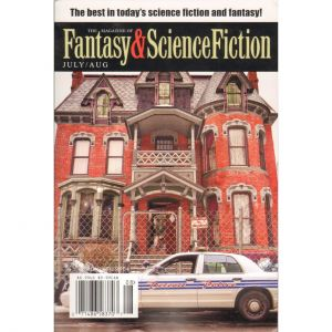 REVIEW: The Magazine of Fantasy & Science Fiction (July/August 2017)