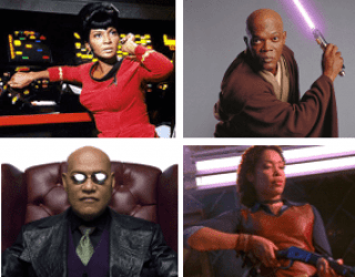 Guest Editorial: A Character Who Happens to be Black