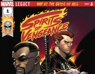 Comic Review: Spirits of Vengeance – War at the Gates of Hell #1