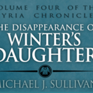 AMAZING PEOPLE: M. J. Sullivan Announces New Riyria Story for December