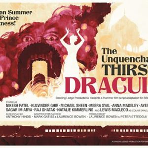 Horror on the radio: the BBC broadcasts The Omen and Hammer's The Unquenchable Thirst of Dracula