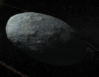 Dwarf Planet has Ring, Looks like Potato