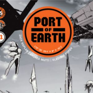 Comic Review: Port of Earth #1