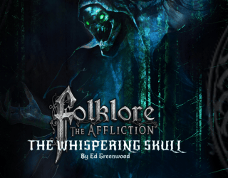 Excerpt from The Whispering Skull by Ed Greenwood