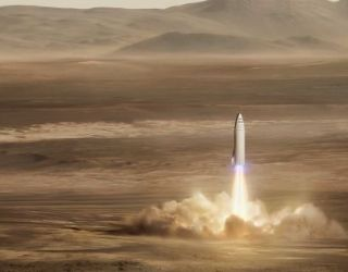 Mars Needs Cash – and other issues with colonizing the red planet