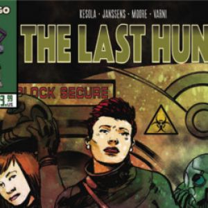 Comic Review: The Last Hunt