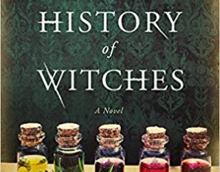 Book Review: A Secret History of Witches by Louisa Morgan