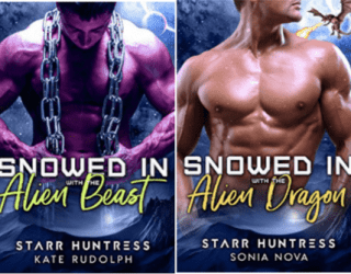 Science Fiction Romances in the Snow
