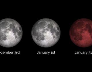 Full Moon Sunday Kicks Off 'Supermoon Trilogy,' Including a Lunar Eclipse