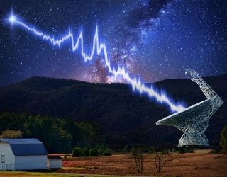 Astronomers may be closing in on source of mysterious fast radio bursts