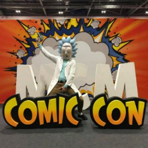 Comic Con London – Photos Galore