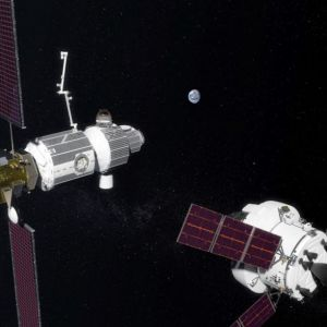 Russia pushing to partner with NASA on lunar gateway