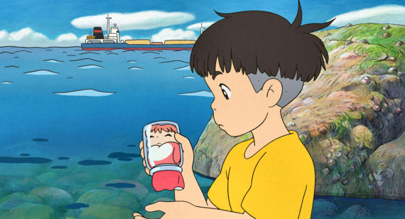 Studio Ghibli Take 2 Ponyo And The Red Turtle Amazing Stories