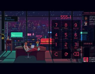 'The Red Strings Club' a game that explores the morality of transhumanism