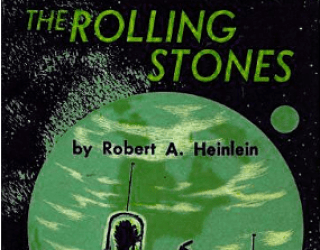 Retro Review:  Heinlein's The Rolling Stones