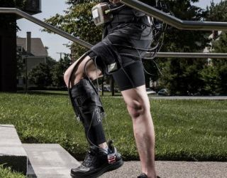 "Customized ""Exosuits"" Will Move With Your Stride"