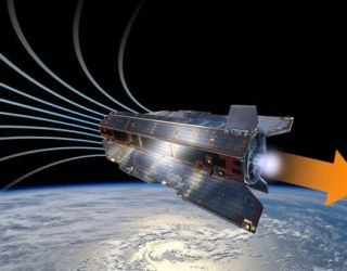 Air-fueled ion thruster could provide unlimited power for space missions