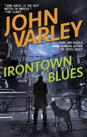 Irontown Blues cover