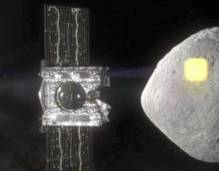 The Government Has Plans for an Asteroid-Destroying Spacecraft