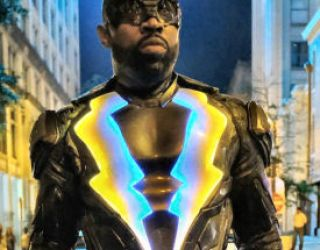 SHORT BOOK & TV REVIEWS: BLACK LIGHTNING & Z-RISEN OUTBREAK!