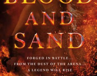 Book Review: Blood and Sand by C.V. Wyk