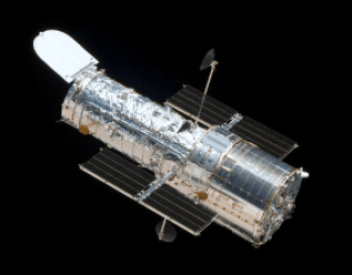 Hubble space telescope spots the farthest known star