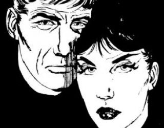 MODESTY BLAISE STRIPS…