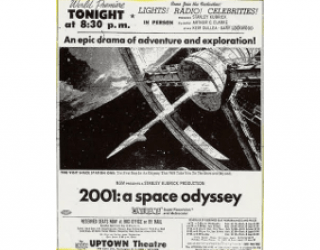 17 minutes of 2001: A SPACE ODYSSEY Found!
