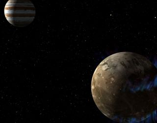 NASA Makes New Discovery With 22-Year-Old Galileo Data From Ganymede