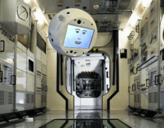 Cimon Heads for the ISS:  With Captain Future, Who Needs Space Force?