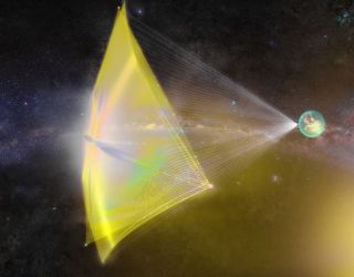 The material science of building a light sail to take us to Alpha Centauri