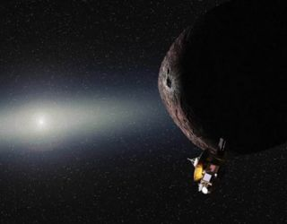 New Horizons Probe Is Awake and Ready to Explore the Kuiper Belt