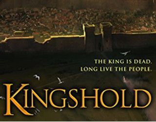 Review: Kingshold by D.P. Woolliscroft