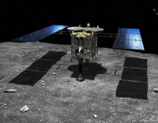Japanese Space Probe to Begin Exploring Asteroid Ryugu | Digital Trends