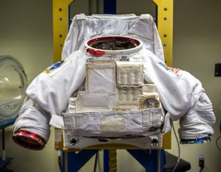 This is How Astronauts Put on Their Space Suits