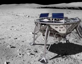 The Digest: The First Privately-Funded Unmanned Spacecraft Might Land on the Moon in February