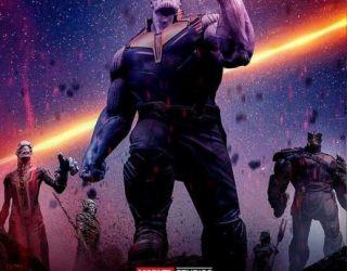 Avengers – Infinity War. Pick a side. . .