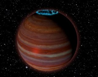 Astronomers discover a nearby free-range planet with incredible magnetism