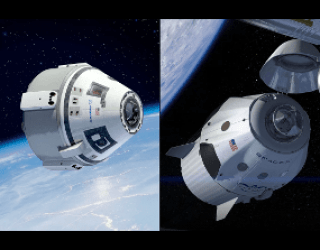 NASA Unveils First Commercial Crew Astronauts