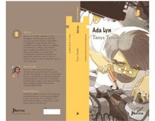 Nuevo Libro: (El mío) Ada Lyn