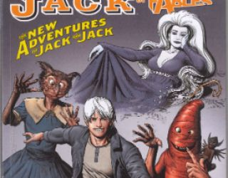 Graphic Novel Review: The New Adventures of Jack and Jack